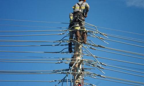 Construção e Manutenção de redes de distribuição